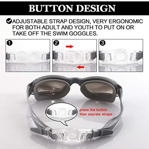 a5c64470c9 Jual BOCCA Swimming Goggles