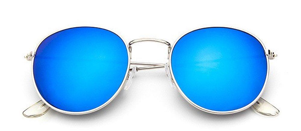 Mohawk Eyewear - Lunette de soleil - Femme - bleu - T79hZpHxH