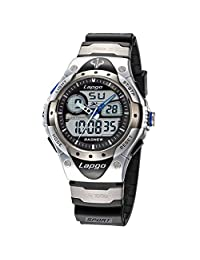 Watches for Boys Sports Waterproof Digital Watches Outdoor Swimming Running Biking 388adbs