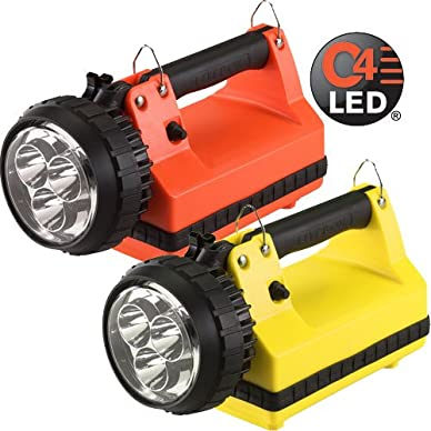 Streamlight 45882 E-Spot Firebox Lantern without Charger, Orange