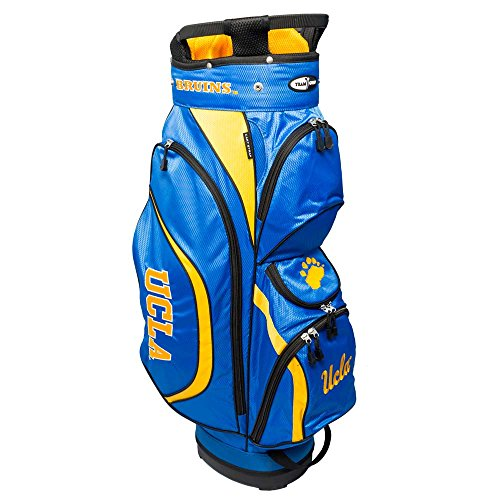 Team Golf NCAA Clubhouse Cart Bag, UCLA by Team Golf