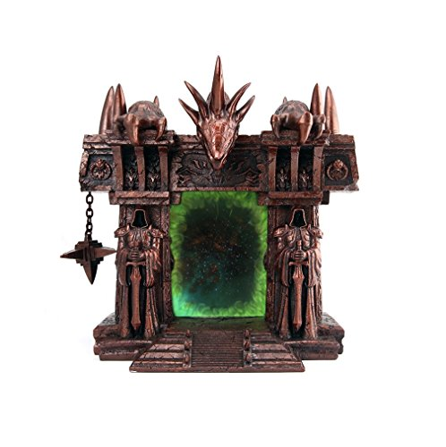 yond The Dark Portal Great Gate Resin Model Statue Import ()