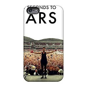 New Style Miniphonecase 30 Seconds To Mars Band 3STM Premium Tpu Cover Case For Iphone 6