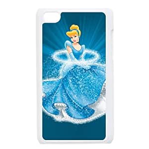 Cinderella iPod Touch 4 Case White gift pp001_9390759