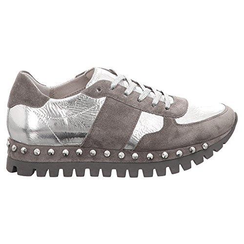 Kennel amp; Blu 8117390754 Schmenger Grigio Donna Sneaker Grau CxTxdqw