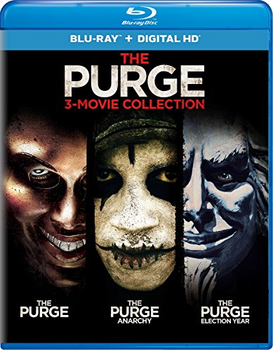 The Purge: 3-Movie Collection - Collection Election