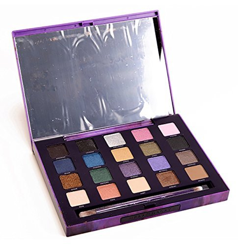 Chicstore Hot Sales 20 Colors Eye Shadow Palette Vice2 Eyeshadow Set