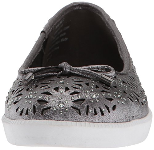 Row Kenneth on Women's Reaction Ballet Bow Detail Pewter Flat Cole Skimmer Slip 2 Ing qqZtSHwxa