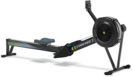 Concept 2 Model D Indoor Rower with PM5 Monitor, Black ...