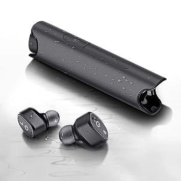 STOGA Auriculares Bluetooth inalámbricos IPX7 Impermeables ...