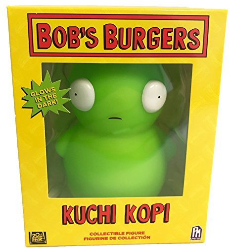 Bobs Burgers Kuchi Kopi Glow in the Dark 5