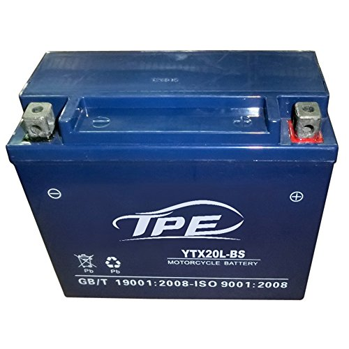 14 Bs Motorcycle Battery - 8