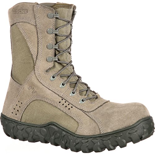 Rocky Men's RKYC027 Military and Tactical Boot, Sage Green, 10.5 M ()
