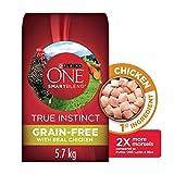 Purina ONE True Instinct Grain-Free Natural Dry Dog Food; Chicken & Sweet Potato Formula - 5.7 kg Bag