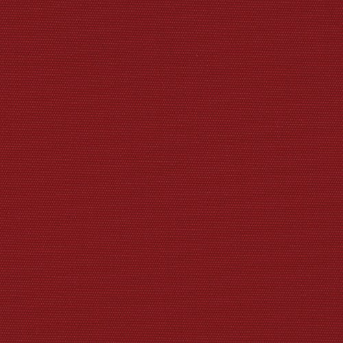 (Sunbrella Canvas Red Outdoor Jockey Fabric by The Yard,)