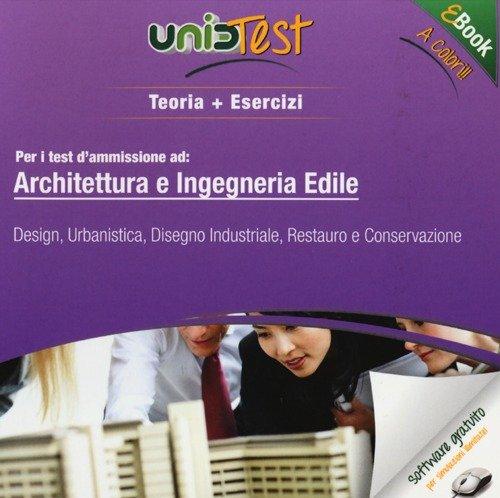 Architettura e ingegneria edile design urbanistica for Test ingresso ingegneria