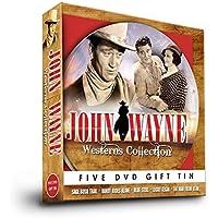 John Waynes Westerns Collection - 5 DVD Gift Tin