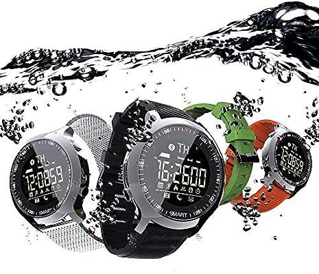 Smart Watch Sport Waterproof pedometers Message Reminder ...