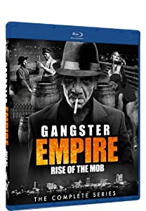 Cover Image for 'Gangster Empire: Rise of the Mob'