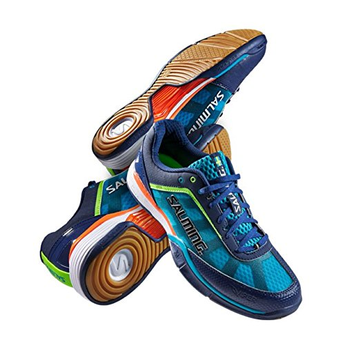0 5 Viper Size UK Salming Mens 9 2 Shoes Court by Salming 8wR4xf7Eqn