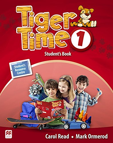 Tiger Time. Student's Book - Pacote (+ Ebook )