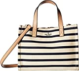 Kate Spade New York Women's Washington Square Sam Rich Navy Stripe One Size