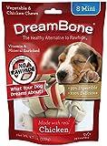 Dream Bones Mini Chicken Size 4.5z Dream Bones Mini Chicken 8ct 4.5z Review
