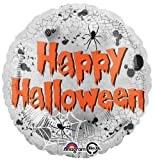 17'' Halloween Mirror Foil Balloon - Pack of 5