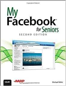 My facebook for seniors book
