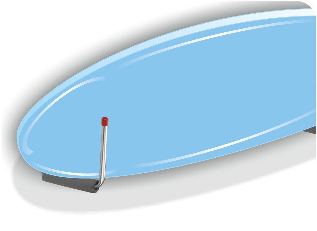 Connex Surfbretthalter 200 x 216 x 248 mm, verzinkt, 25 kg belastbar DY222011 Conmetall