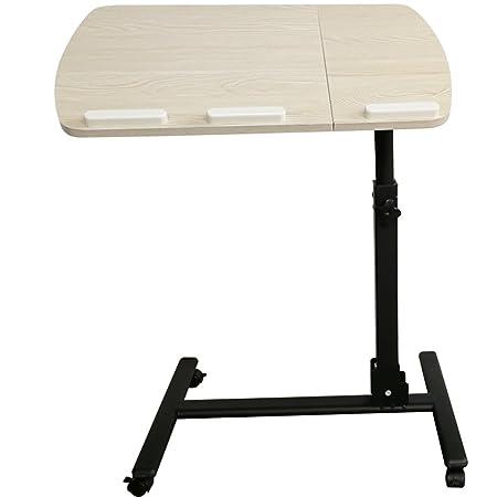 XIA Cama Ajustable Simple con la Mesa del Ordenador portátil ...