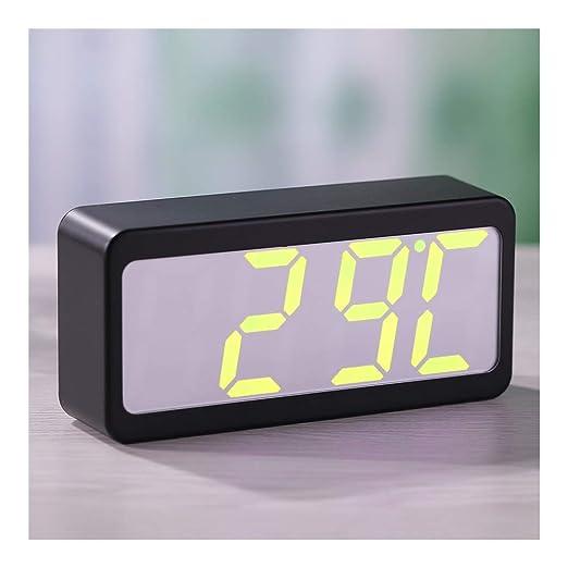 Lucy Day Colorido Reloj Despertador electrónico Calendario ...