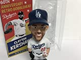 CLAYTON KERSHAW 2018 RETRO Los Angeles Dodgers Bobble Bobblehead SGA