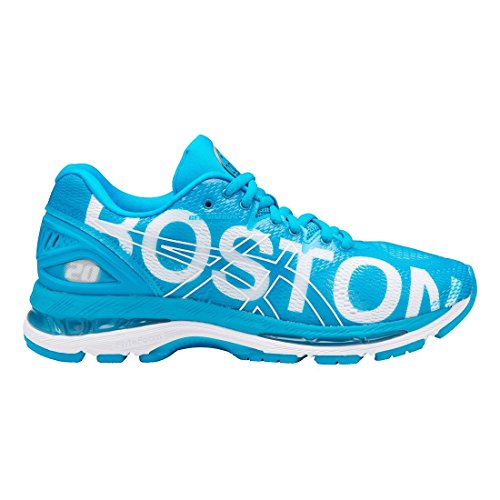 Asics Womens Gel-nimbus 20 Boston Boston / 2018 / Blu
