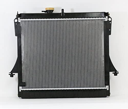 Aluminum Radiator For 06-12 Chevy Colorado GMC Canyon Hummer H3 H3T 3.5 3.7 5.3L