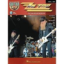 ZZ Top Songbook: Guitar Play-Along Volume 99