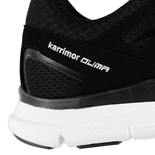 Argent Noir De Hommes Chaussures Course Karrimor Duma UpRXYwxq