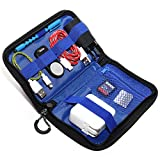 Voyage Organizer - Multipurpose Compact Travel Electronics and Cable Organizer
