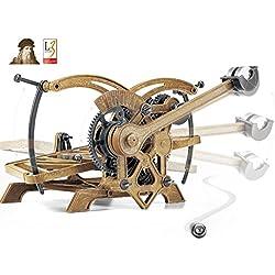 Academy Da Vinci Rolling Ball Timer (#18174A) / Da Vinci Series / Science Robot / Hobby Model Kits / Edu kit