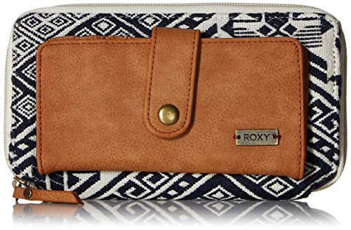 (Roxy Natural State Wallet, Dress Blues)