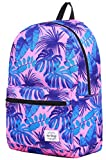 hotstyle TRENDYMAX Cute Backpack for School | 16'x12'x6' | Holds 15.4-inch Laptop | TropicalPink