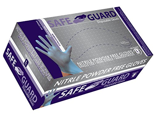 Safeguard Nitrile Disposable Gloves Dispenser product image