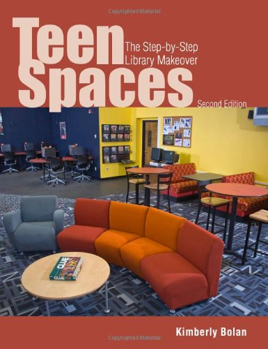 Teen Spaces: The Step-by-Step Library Makeover by Brand: Amer Library Assn Editions