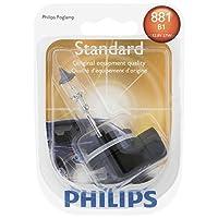 Philips 881 bombilla de conducción estándar, 1 paquete