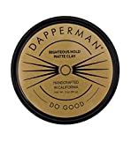 Dapperman Naturally Derived 3 oz Righteous Hold Matte Clay