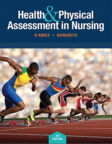 Health & Physical Assessment in Nursing (3rd Edition) Pdf