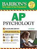 #8: Barron's AP Psychology, 8th Edition: with Bonus Online Tests