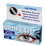 Ortho Eyes (formerly named CARNO-SEE) EYE DROPS Carnosine (5X2ml drops) Same formula as Ocuphase (Occuphase) and Can-C Brand: A.O.R Advanced Orthomolecular Research