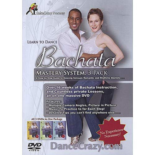 Learn to Dance Bachata Mastery System [DVD] [Import] B000P2XNK2