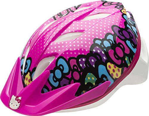Bell Girls Hello Kitty Cruisin Kitty Bike Helmet